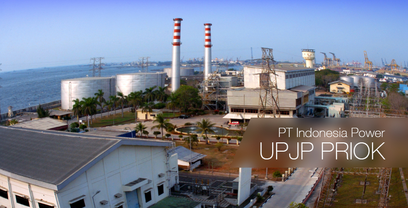 PT Indonesia Power UPJP Priok